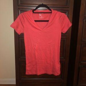 Gap V neck Tee Shirt